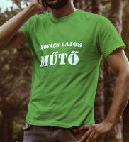 Egyedi céges póló – műtős-póló