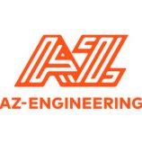 AZ-Engineering  –  arculattervezés Tata, Logótervezés Tata
