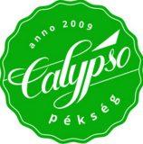 Calypso Pékség arculattervezés Tata, Logótervezés Tata