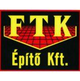 FTK Építő Kft. –  arculattervezés Tata, Logótervezés Tata