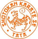 Shotokan tábla – arculattervezés Tata