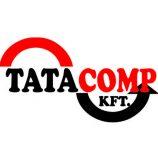 TATACOMP  – arculattervezés Tata, Logótervezés Tata